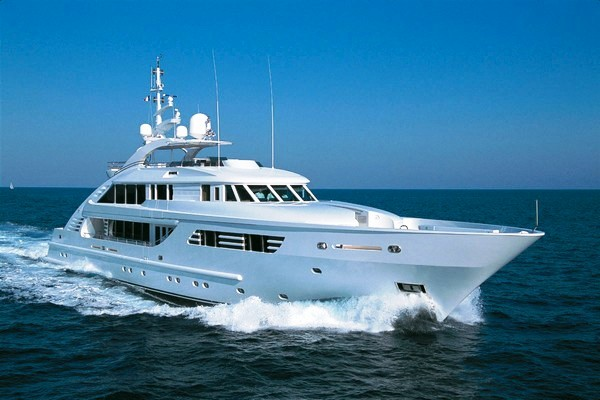 Motor yacht HAPPY DAYS (ex OCEAN VICTORY II)
